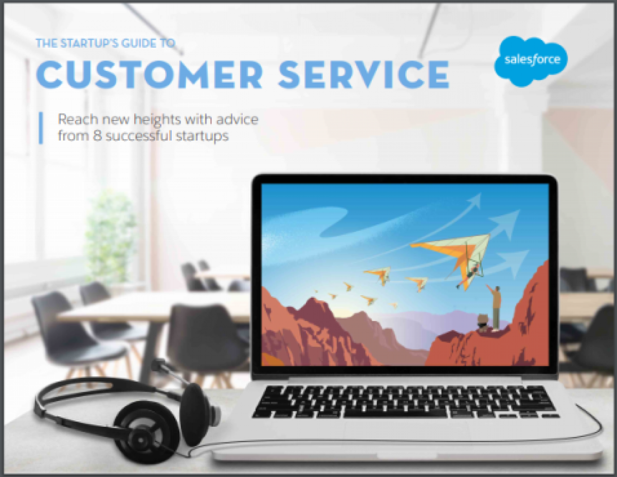 The Startup's Guide to Customer Service