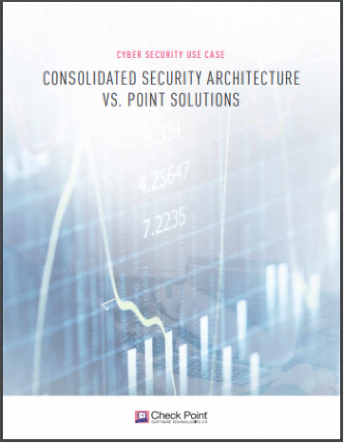 Consolidated Security Architecture VS. Point Solution