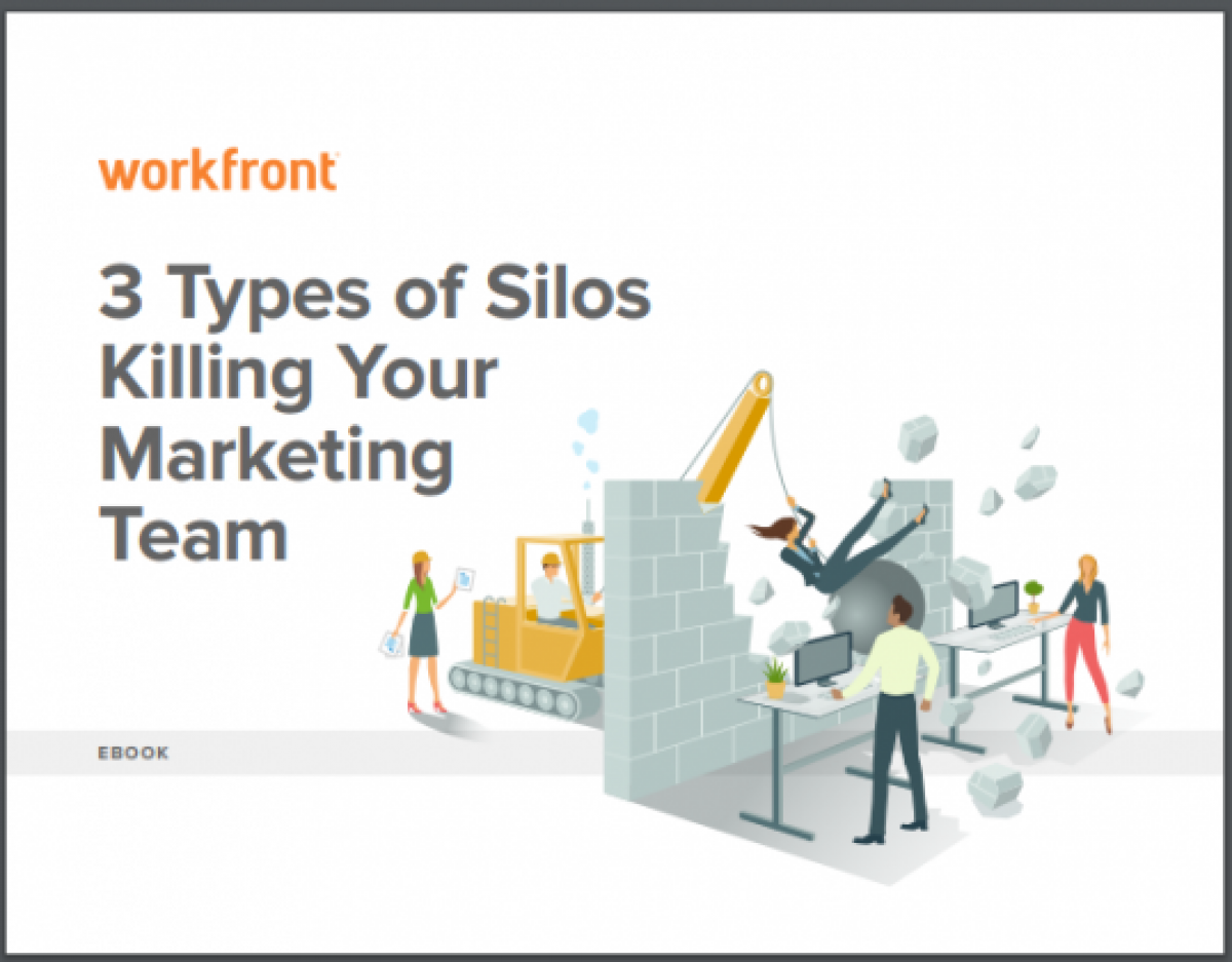 3 Types of Silos Killing Your Marketing Team