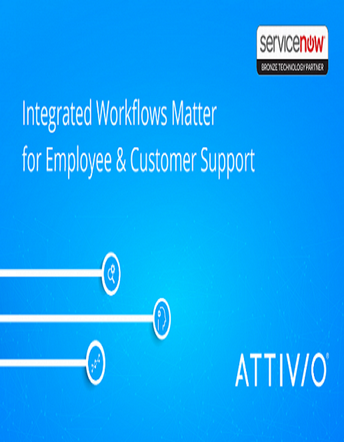 Reduce the Swivel: The Value of Integrated Workflows